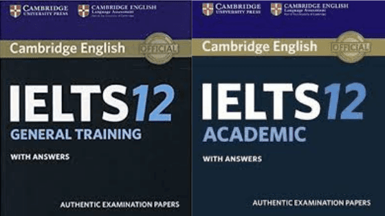 Cambridge IELTS 12 academic and general training