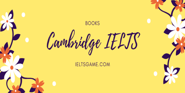Cambridge IELTS books