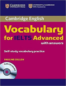Cambridge Vocabulary for IELTS Advanced