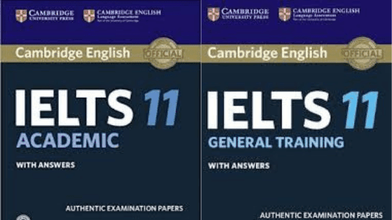 IELTS 11 general training and academic pdf
