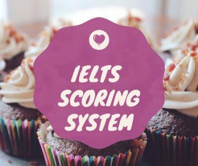 IELTS scoring system