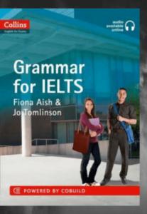 collins grammar for ielts