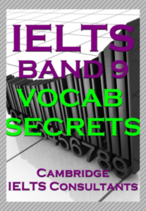 ielts vocabulary band 9