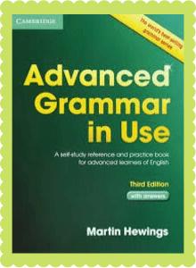 Advanced English Grammar in use