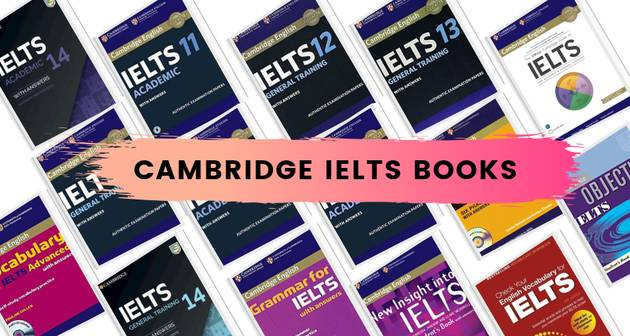 Download Cambridge IELTS books pdf and audio CD 1 - 14