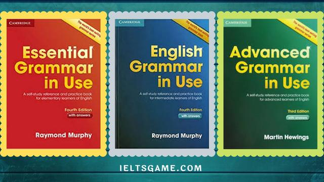 Grammar in use book series