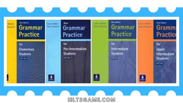 Longman Grammar Practice book series