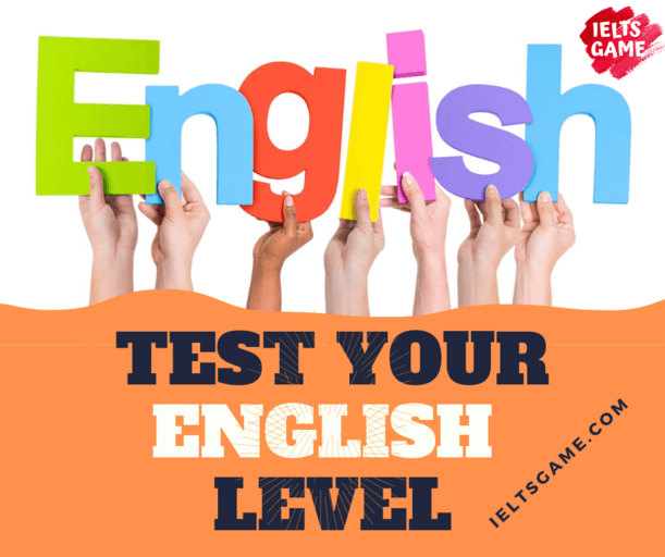 Test your English Level