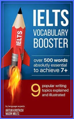 IELTS vocabulary booster pdf book