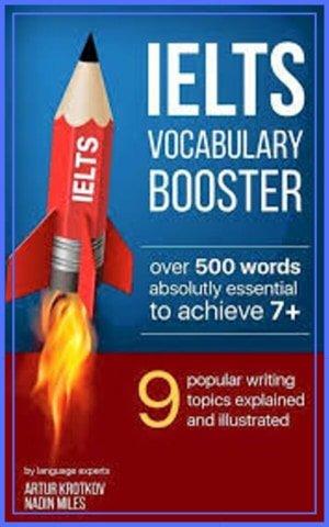 IELTS vocabulary booster pdf book