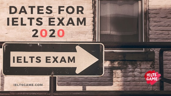 IELTS Exam 2020