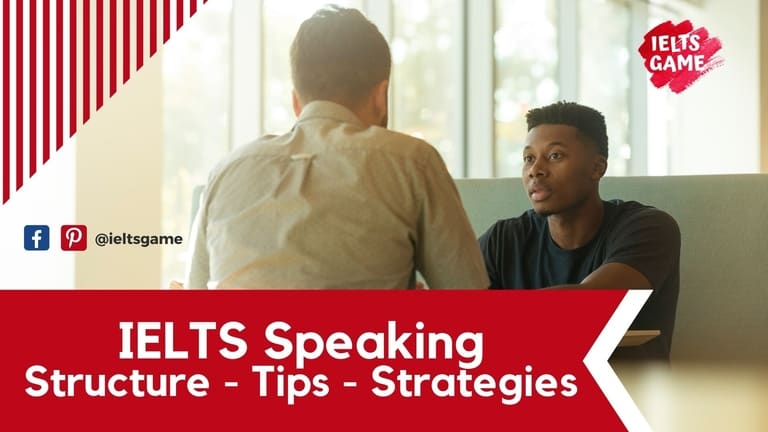 IELTS Speaking tips and strategies