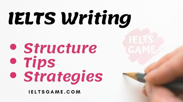 IELTS Writing section