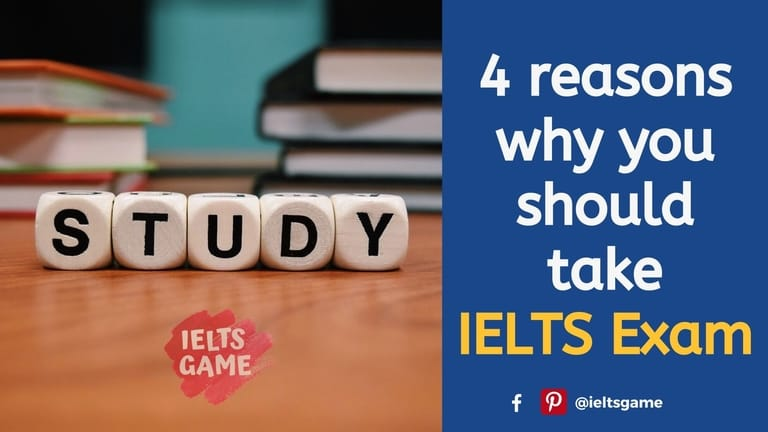 why you should take IELTS test