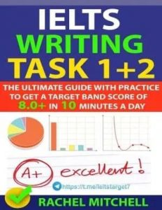 IELTS Writing Task 1 and 2 Rachel Mitchell pdf