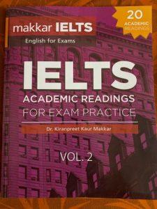 Makkar Academic Reading Volume 2