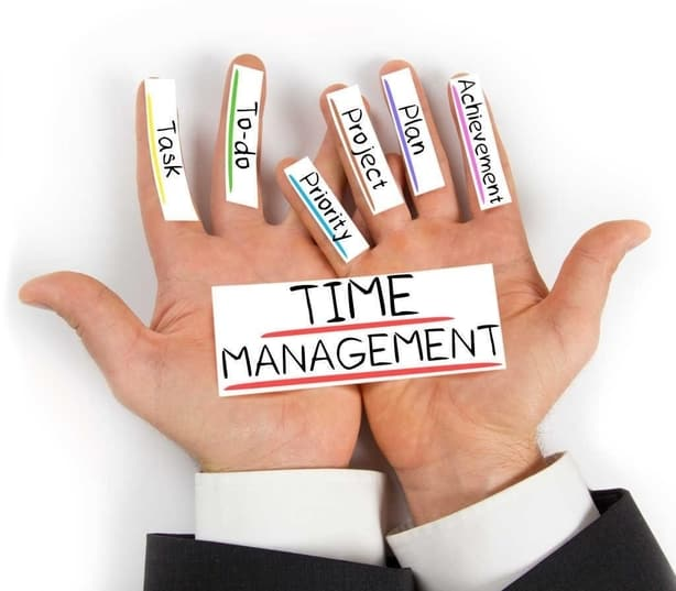 Time Management as the Basis of Student's Successful Training